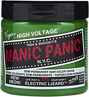 Manic Panic Semi-Permanent Color Cream Electric Lizard