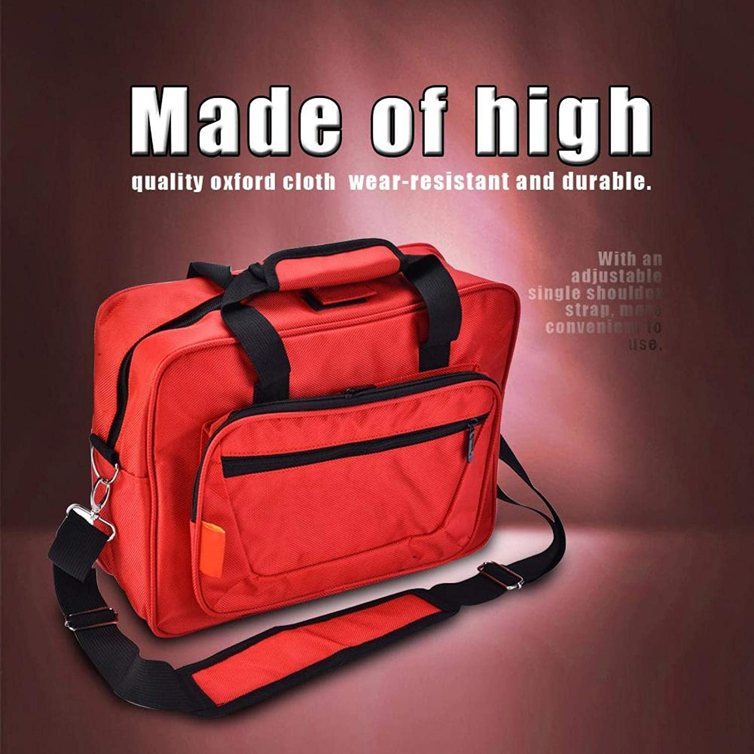 Max 73% OFF Clarinet Bag Useful for Oboe OFFicial store red Players