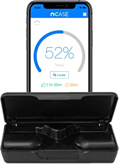 nCase Clear Aligner Black SmartCase and Mobile App (Case works with Invisalign, SmileDirectClub, ClearCorrect, Candid and ...