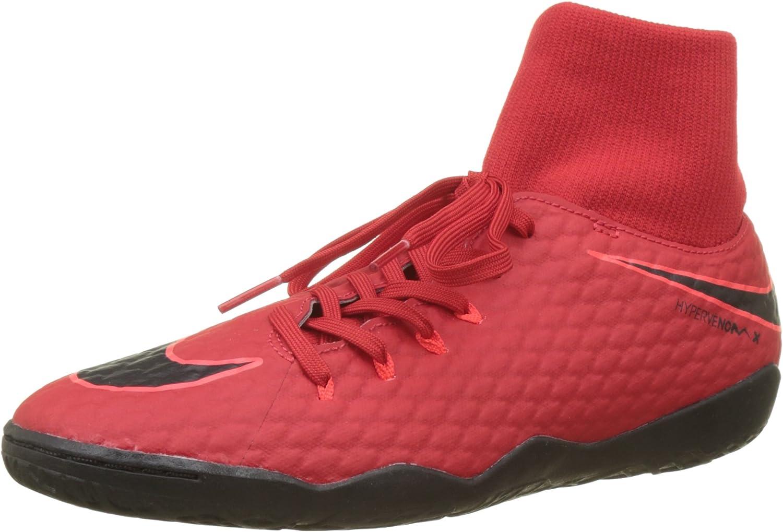 Nike Men's Hypervenomx Phelon 3 Df Ic Football Boots