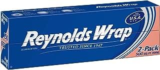 Reynolds Wrap Aluminum Foil, 500 sq ft