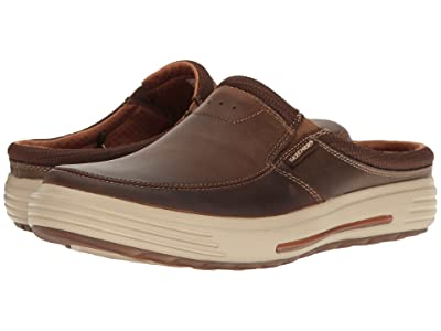 SKECHERS Classic Fit Porter Vamen (Brown) Men