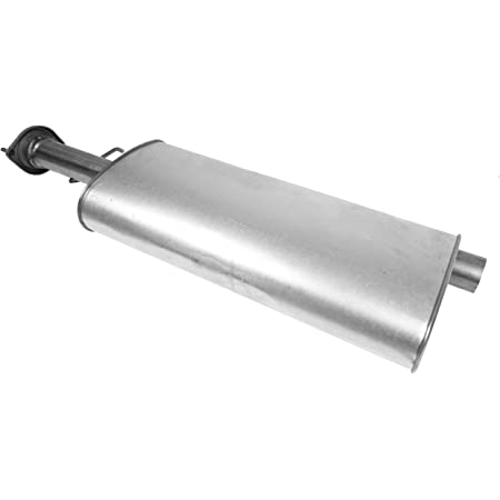 Walker 21409 Quiet-Flow Stainless Steel Muffler