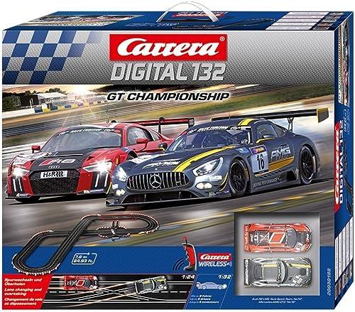 Carrera 20030187 DIGITAL 132 Racing Spirit Start-Set