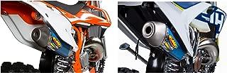 FMF 16-18 KTM 125SX Titanium Powercore 2.1 Silencer (Standard)