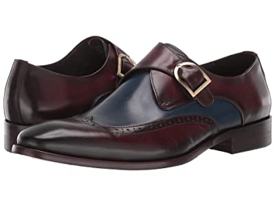 Carrucci Cosmopolitan (Burgundy/Navy) Men