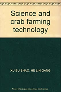 Science and crab farming technology