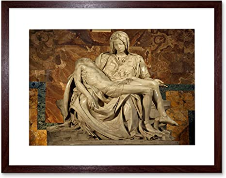 BEAUTIFUL NUDE WOMAN ANCIENT SCULPTURE CANVAS PRINT WALL ART PICTURE