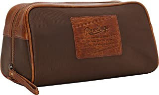 Rawlings Rugged Nylon Travel Kit, Cognac