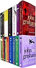 John Grisham Collection 16 Books Set (The Partner, The Street Lawyer, The Chamber, A Time To Kill, The Rainmaker, Ford Cou...