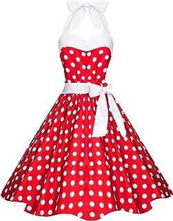 2ad58b185d3e79 Suchergebnis auf Amazon.de für: petticoat kleid rot weiß gepunktet