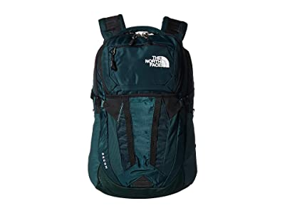 The North Face Recon (Ponderosa Green/TNF Black) Backpack Bags