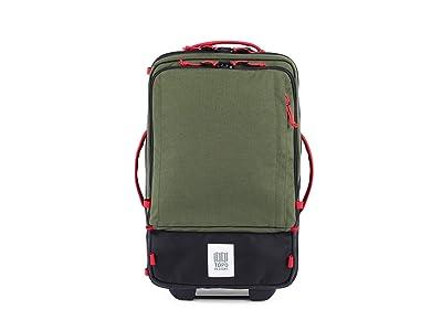 Topo Designs 35 L Travel Bag Roller