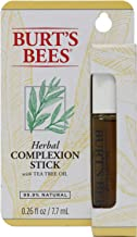 Burt's Bees Herbal Complexion Stick 0.26 Ounces, Pack of 1