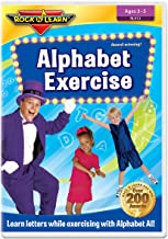 Alphabet Exercise by Rock 'N Learn