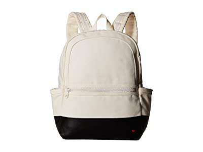 STATE Bags Kane (Natural/Black) Backpack Bags