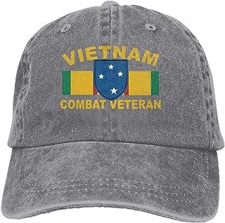 23rd Infantry (Americal) Division Vietnam Combat Veteran Adjustable Baseball Cap Dad Hat