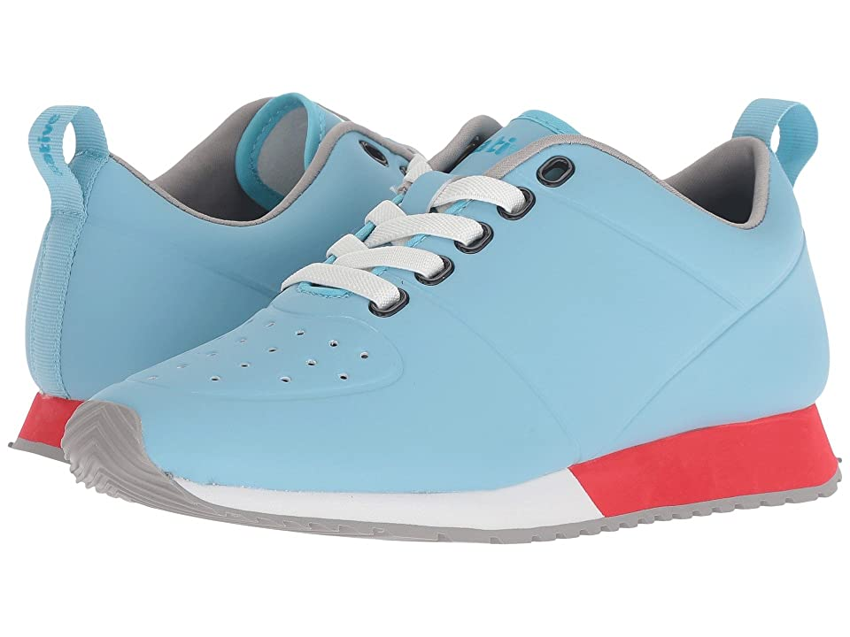 Native Shoes Cornell (Sky Blue CT/Shell White/Torch Red/Pigeon Rubber) Shoes