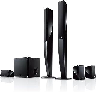 YAMAHA 雅马哈 NS-PA40 5.1声道家庭影院音箱套装 组合式音箱 黑色(亚马逊自营商品, 由供应商配送)