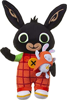 Bing Light Up Talking Soft Toy with Hoppity, 36cm