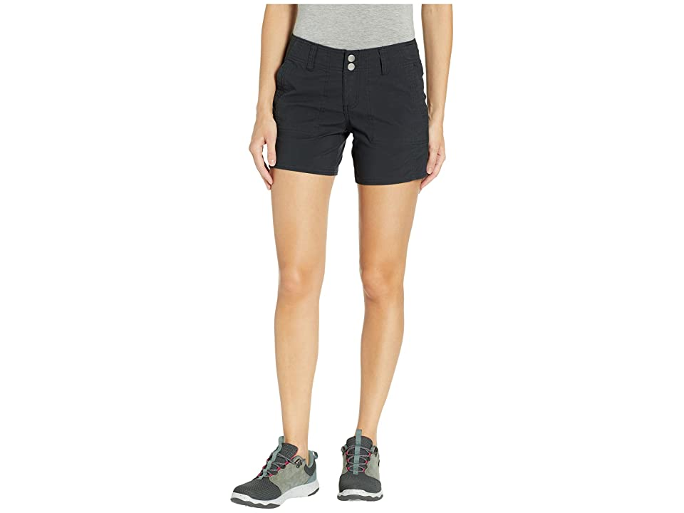 Prana Kalinda Shorts (Black) Women
