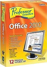 Professor Teaches Office 2010