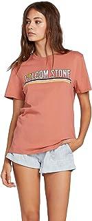 Volcom Women's Lock It Up Short Sleeve Tee
