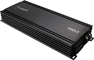 $484 » Sponsored Ad - E660.5 High Efficiency 5 Channel Amplifier w/Clean D Technology 4, 3, or 2 Full Range Channels + a subwoofe...