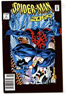 SPIDER-MAN 2099#1 NEWSSTAND VARIANT 1st issue