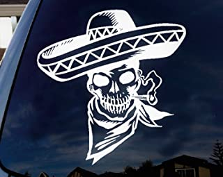 mexican car decals