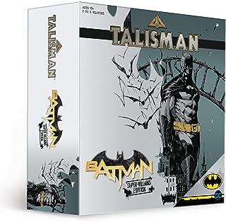 Talisman Batman Super-Villians Edition Competitive Board Game | Based on the Talisman Magical Quest Game | Official Batman Licensed Merchandise | The Joker, Harley Quinn, Mr. Freeze, Bane, The Penguin