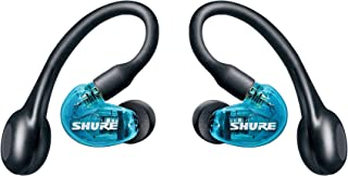 Shure AONIC 215 True Wireless Sound Isolating Earbuds, Premium Audio Sound with Deep Bass, Bluetooth 5, Secure In-Ear Fit,...