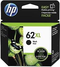 Original HP 62XL Black High-yield Ink   Works with HP ENVY 5540, 5640, 5660, 7640 Series, HP OfficeJet 5740, 8040 Series, ...
