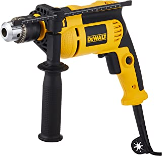 DEWALT 750W 13mm Percussion Drill with Variable Speed Switch for Drilling Concrete Metal Wood, Yellow/Black - DWD024-B5, 3...