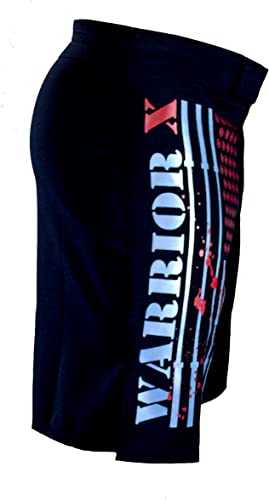 Pull On Epic MMA Gear Blank WOD Shorts with Side Pocket /& Side Slit