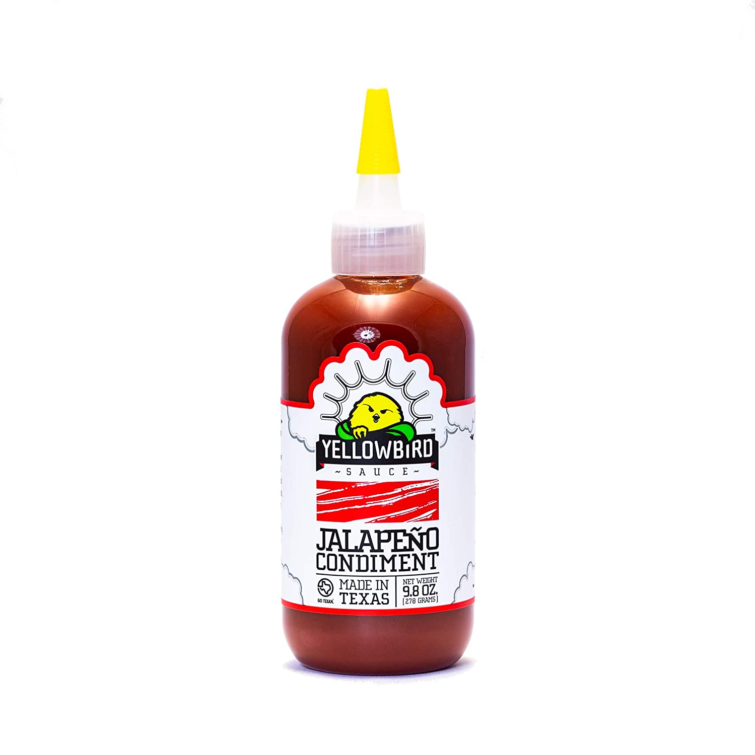 70% OFF Outlet Jalapeño Hot Sauce by Max 44% OFF Gluten Yellowbird Plant-Based Free
