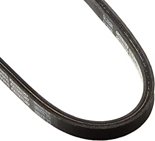 0.472 Wide 56.7 Length CARLISLE 1440-8MPT-12 Rubber Panther Plus Synchronous Belt 180 Teeth 8 mm Thick
