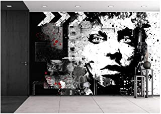 draw on walls removable