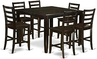 Best 7 piece bar height dining set Reviews