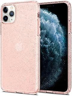 Spigen Liquid Crystal Glitter Designed for Apple iPhone 11 Pro Case (2019) - Rose Quartz