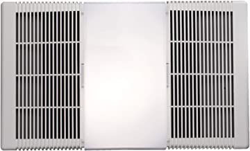 Broan-Nutone  665RP  Heater, Fan, and Light Combo for Bathroom and Home, 4.0 Sones,..