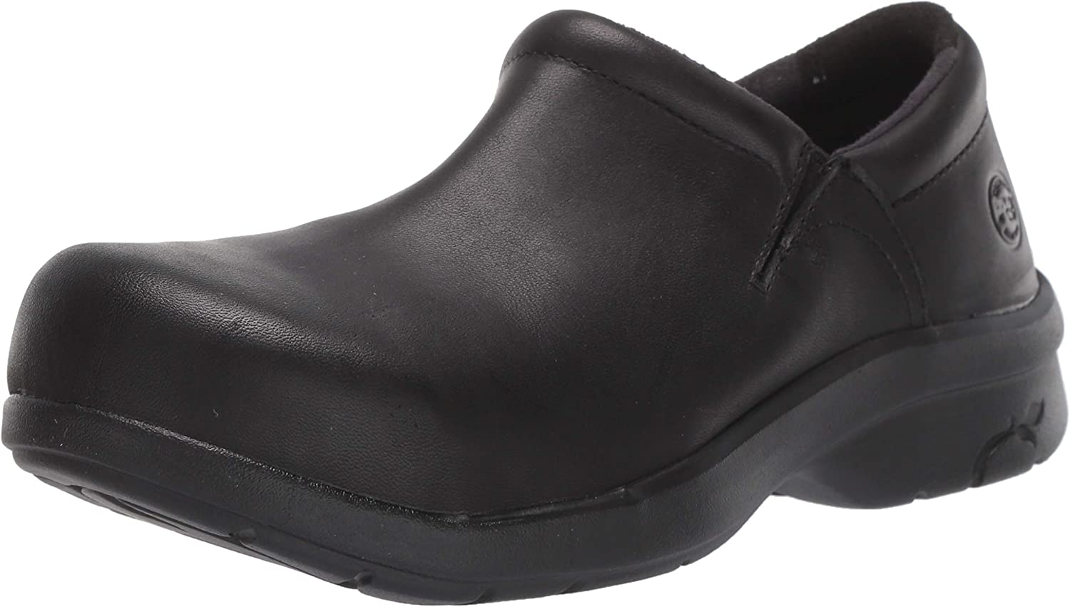 Timberland PRO Women's Newbury Slip on Alloy Safety Toe Eh Industrial Boot : Clothing, Shoes & Jewelry