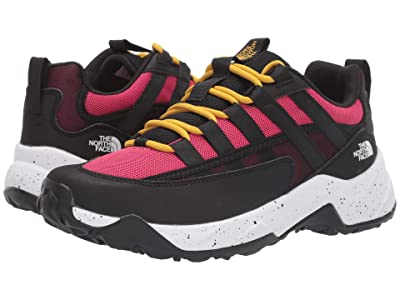 The North Face Trail Escape Crest (TNF Black/Rose Red) Women