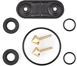 Heater Valve Repair Kit Compatible with Mercedes-Benz Cars - Set of Heater Repair Parts for Self-Repair W124, W220, W221, W215, W202, W208, W210, W170