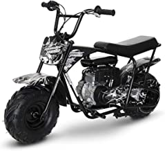 Mega Moto MM-B80-SF 80CC 2.5HP - Phantom Flame without Suspension mini bike