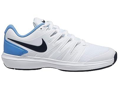Nike Air Zoom Prestige (White/Obsidian/Royal Pulse) Men