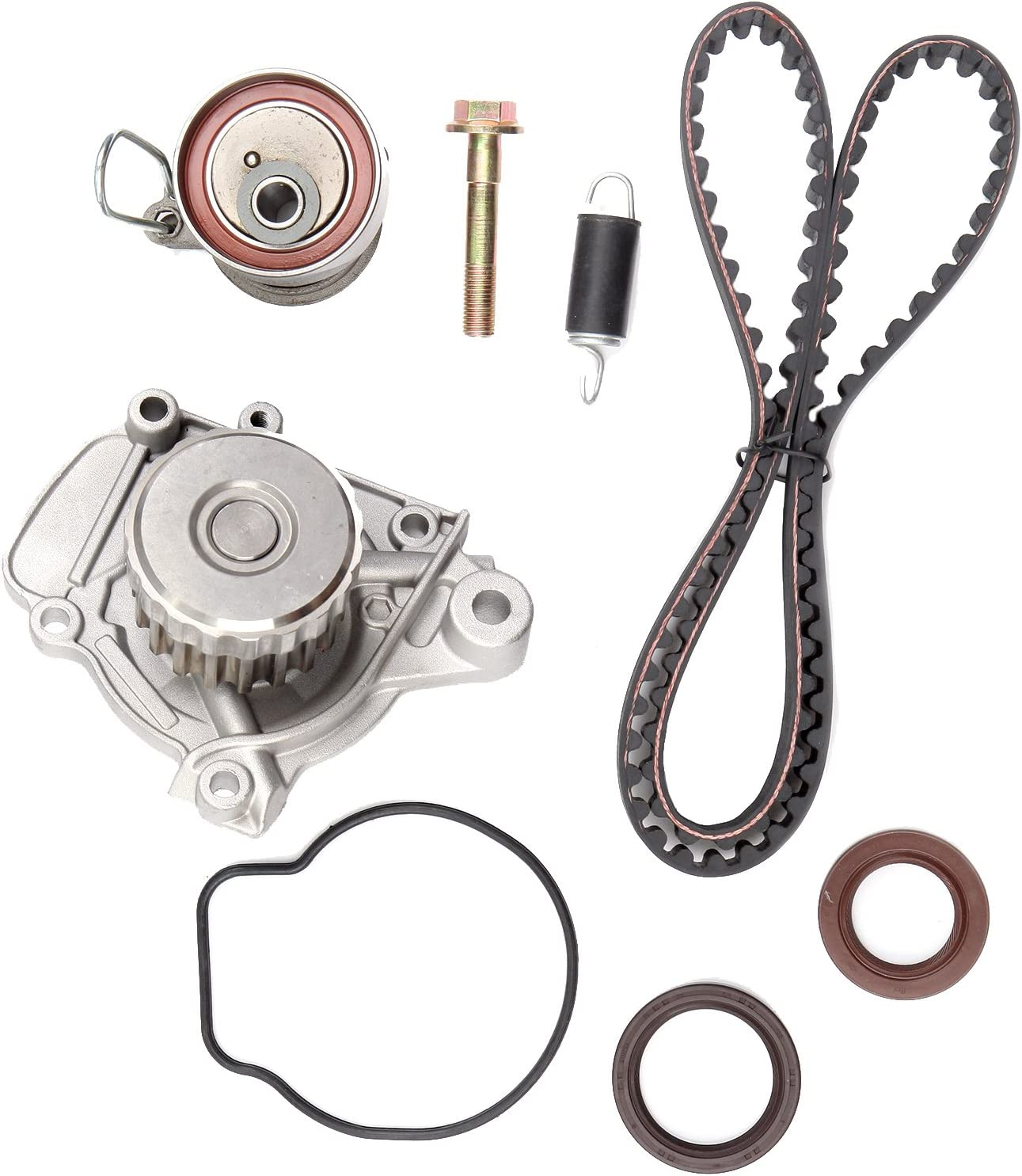 CCIYU Timing Belt Water Pump Kits Acura Fits for [Alternative dealer] 2001-2005 E Free shipping New