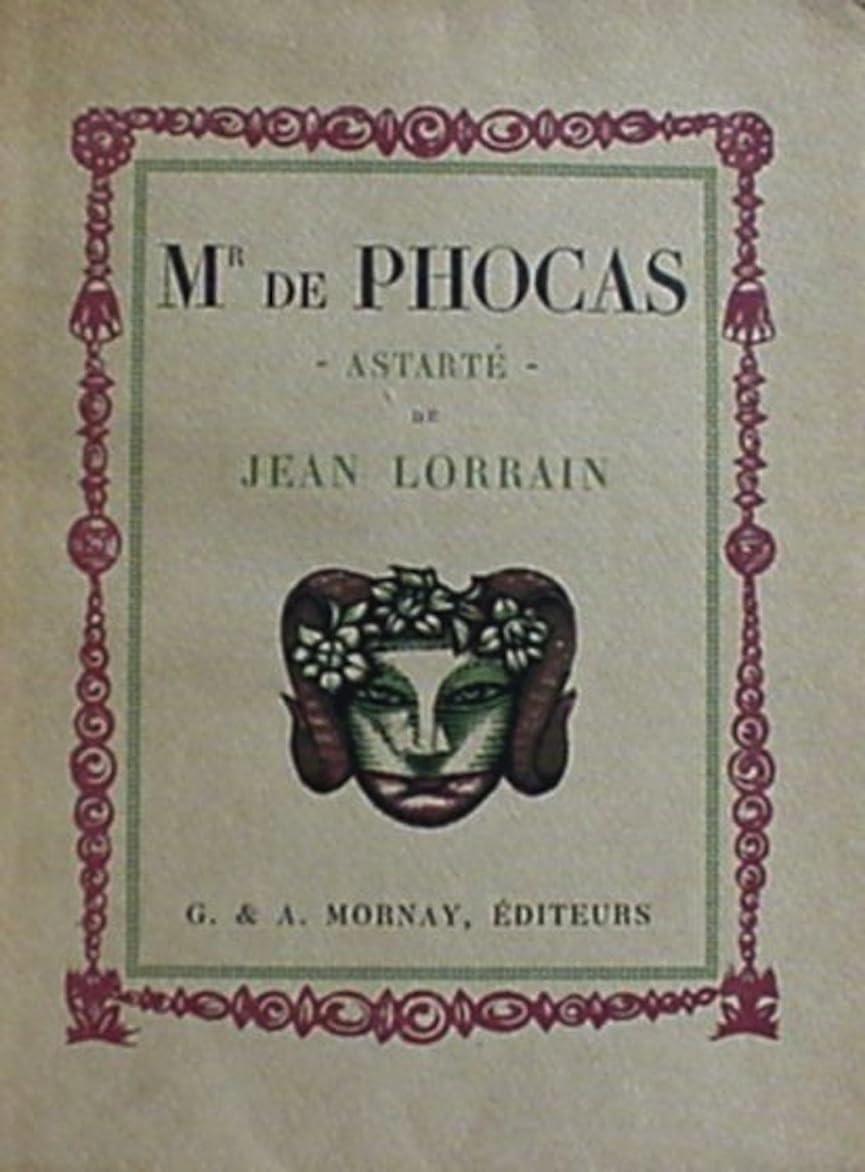 高尚な整然としたアイザックMonsieur de Phocas (French Edition)