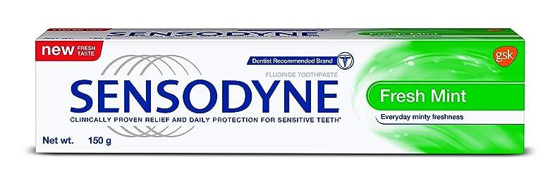 Sensodyne Sensitive Toothpaste - Fresh Mint 150gm