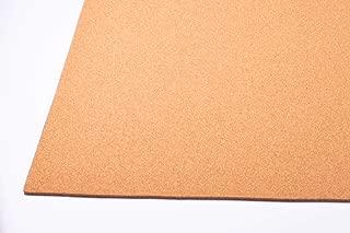 Fine Grain Cork Sheet 24in X 36in X 1/8in
